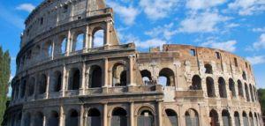 معالم واثار روما